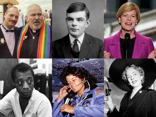 20 LGBT People Who Changed the World