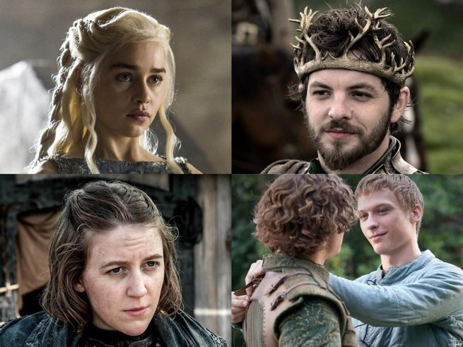 11 LGBT Characters Who Pla the 'Game of Thrones' Game Of Thrones Characters on iron throne characters, the knick characters, eddard stark, mad men characters, jaime lannister, arya stark, petyr baelish, brienne of tarth, robb stark, bran stark, south park characters, daenerys targaryen, daario naharis, game of thrones - season 2, tormund giantsbane, khal drogo, meera reed, the legend of korra characters, house targaryen, sandor clegane, loras tyrell, george r. r. martin, robin arryn, a dance with dragons, z nation characters, jeor mormont, margaery tyrell, winter is coming, the winds of winter, olenna tyrell, podrick payne, jorah mormont, ramsay bolton, family guy characters, glee characters, cersei lannister, theon greyjoy, silicon valley characters, a golden crown, renly baratheon, revenge characters, walking dead characters, alfie owen-allen, tywin lannister, tales of dunk and egg, grey worm, barristan selmy, supernatural characters, seinfeld characters, the simpsons characters, a clash of kings, robert baratheon, a storm of swords, lord snow, joffrey baratheon, tommen baratheon, tyrion lannister, davos seaworth, rickon stark, jon snow, a feast for crows, fire and blood, dothraki language, stannis baratheon, the prince of winterfell, roose bolton, game of thrones - season 1, oberyn martell, viserys targaryen, true detective characters, gregor clegane, samwell tarly, a song of ice and fire, breaking bad characters, boardwalk empire characters, futurama characters, ellaria sand, sons of anarchy characters, catelyn stark, sansa stark, finding carter characters,