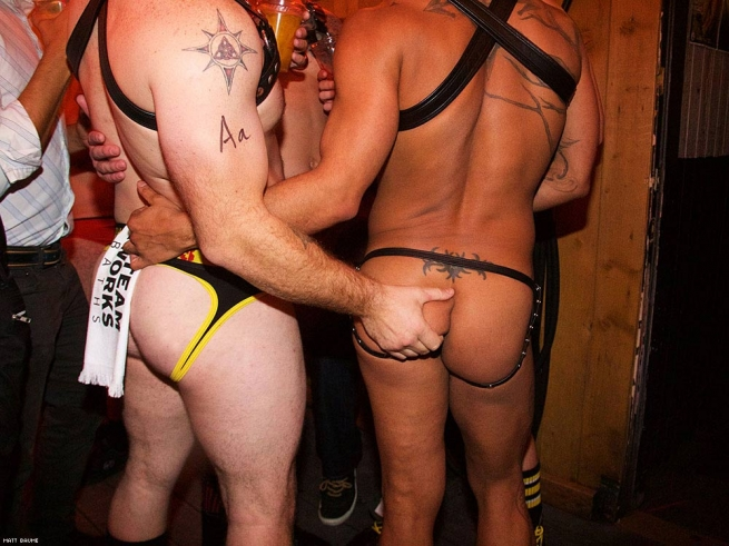 35 dos and donts of a gay leather bar