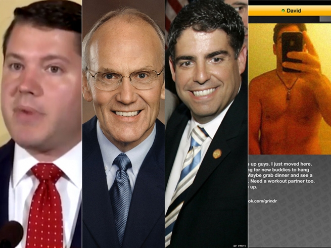College hookup gay republicans caught voter
