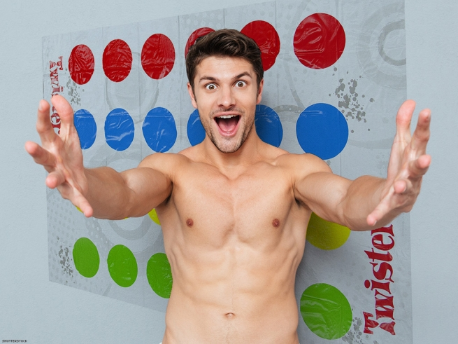 5. Naked Twister