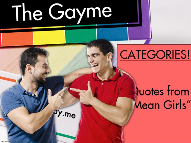 7. The Gayme