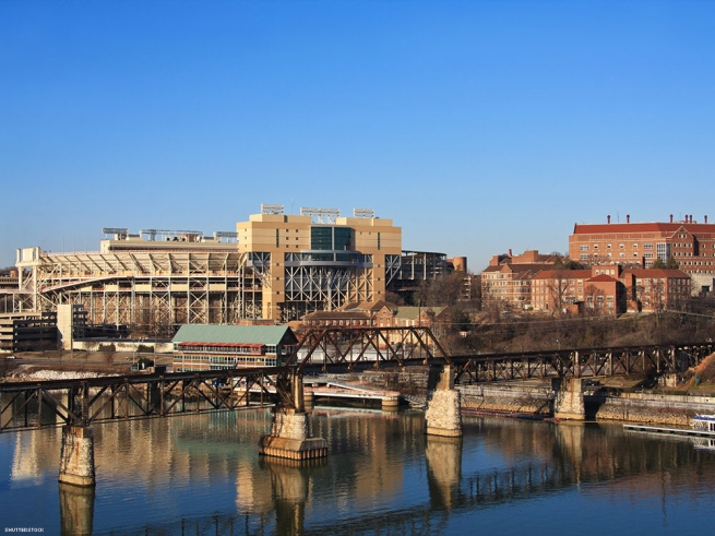 5. University of Tennessee, Knoxville (a public land grand university in Knoxville, Tenn.)
