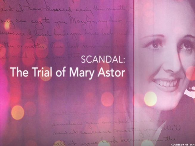 Scandal: The Trial of Mary Astor (2018)