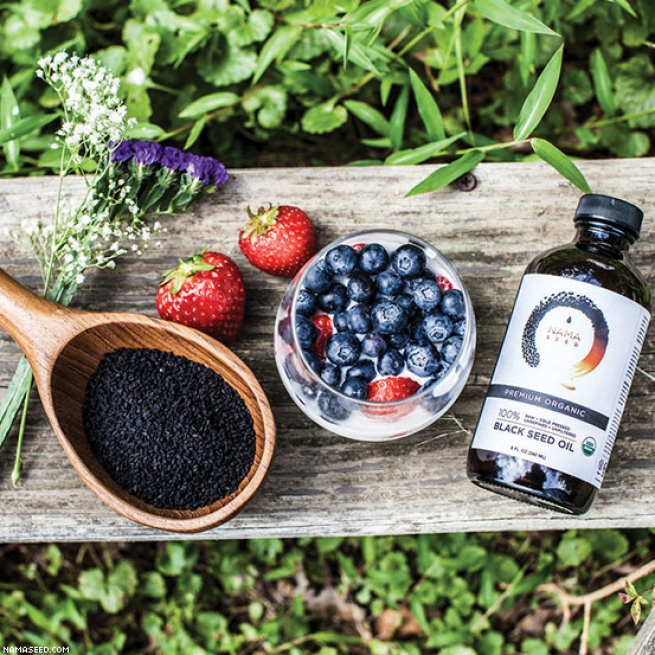 8. Fight Inflammation With Black Seed Oil
