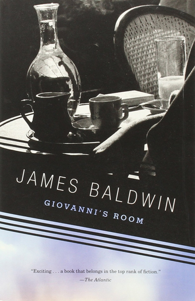 1. Giovanni's Room, by James Baldwin