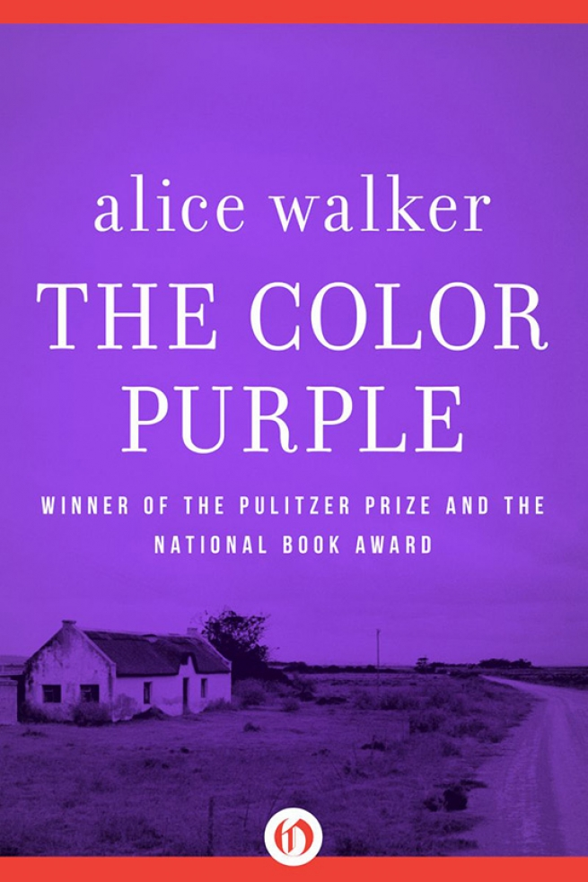 2. The Color Purple, by Alice Walker