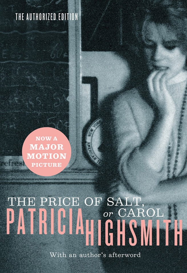 3. The Price of Salt, by Patricia Highsmith