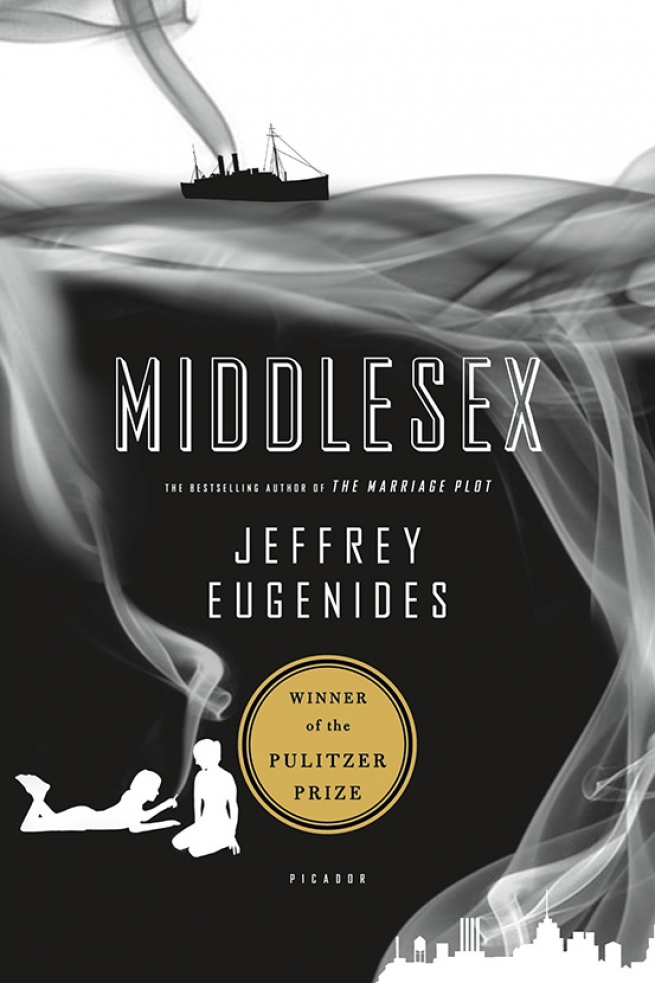 6. Middlesex, by Jeffrey Eugenides