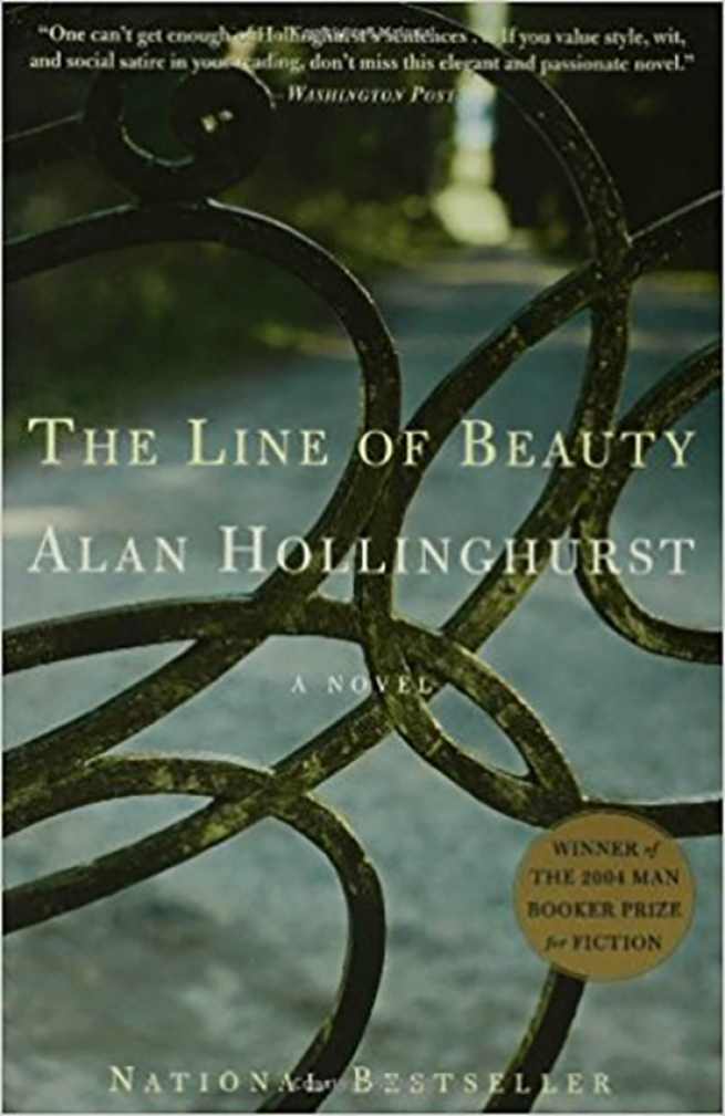 7. The Line of Beauty, by Alan Hollinghurst