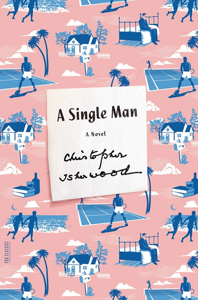 10. A Single Man, by Christopher Isherwood