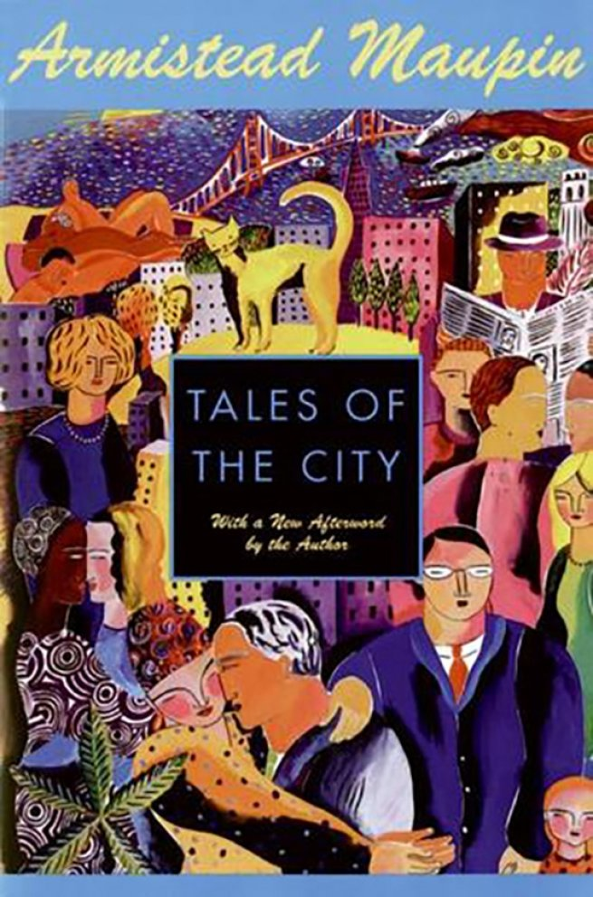 15. Tales of the City, by Armistead Maupin