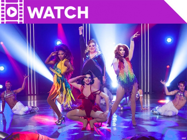 The Finale of RuPaul's Drag Race