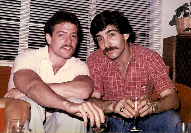 1980, West Hollywood: Jameson and Fast