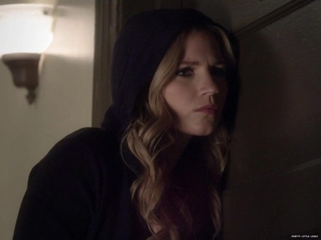 "Vanessa Ray portrays CeCe Drake, who is revealed to be ""A"" in Pretty Little Liars"