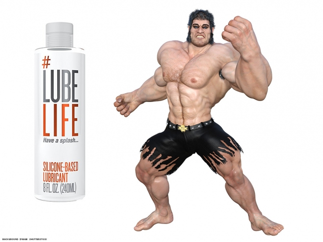 9. Use silicone lube in sex.