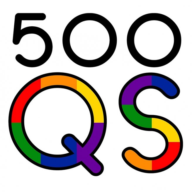 500 Queer Scientists raises the visibility of queer scientists. Read more below.