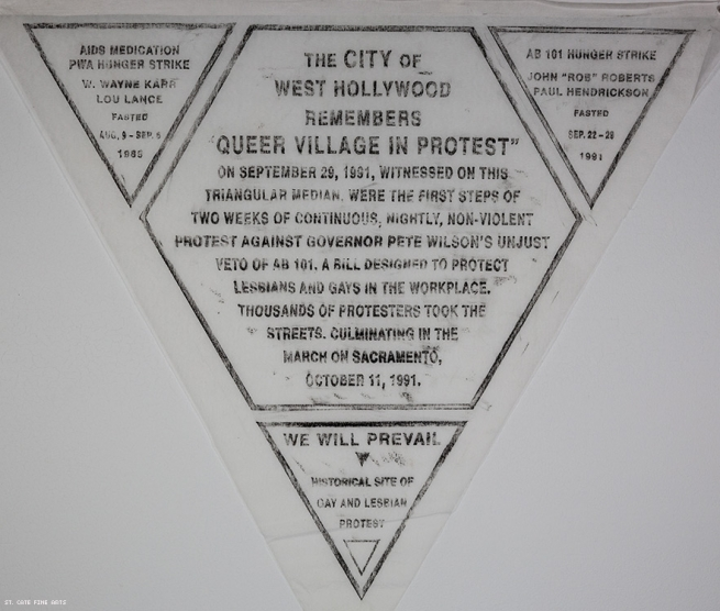 Queer Village in Protest