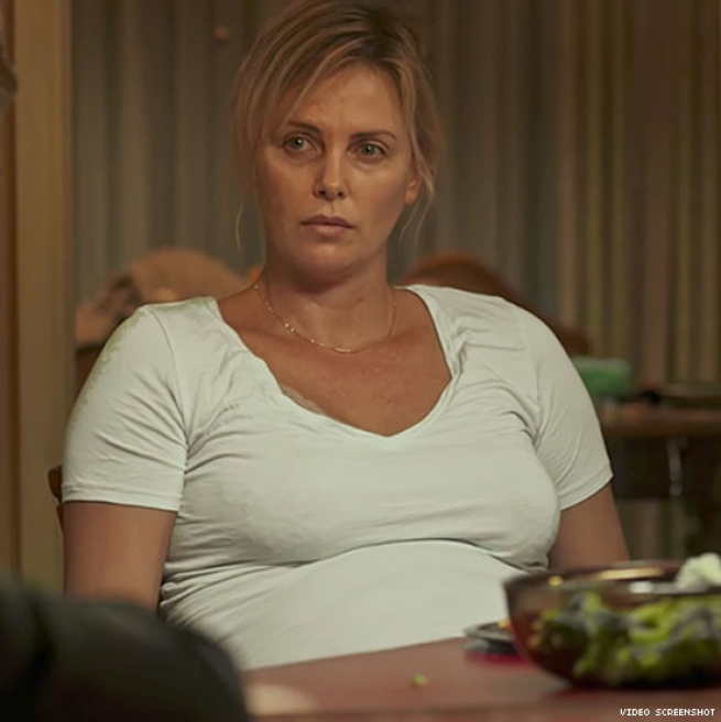 Charlize Theron (Tully)
