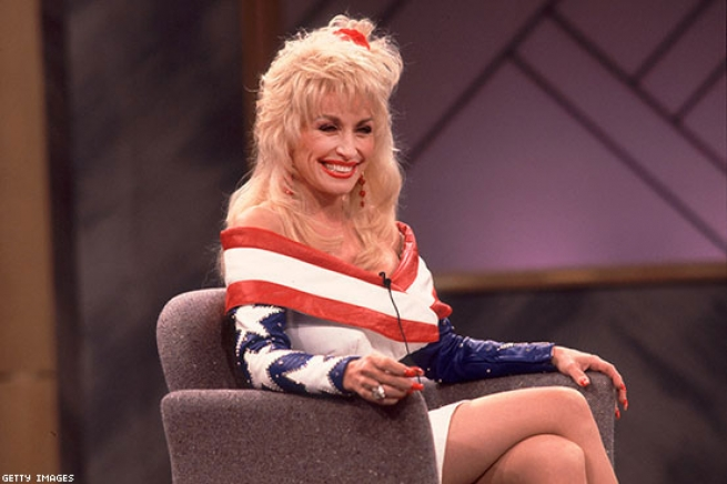 Dolly Parton is an American icon.