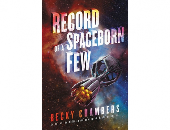 Record of a Spacebound Few