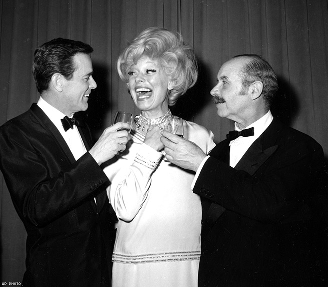 A Toast with Gower Champion and David Burns