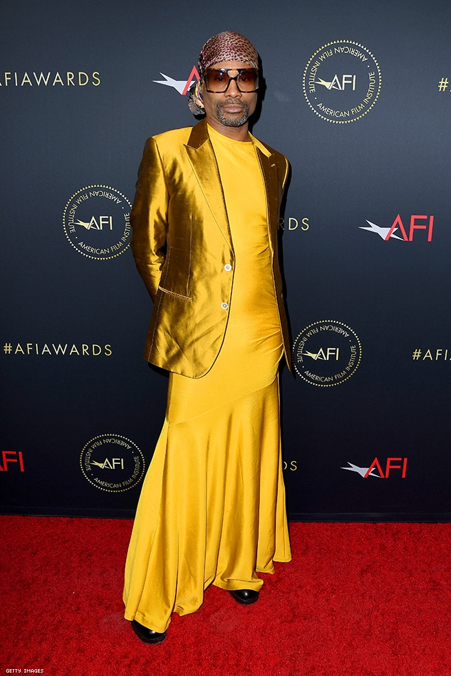 9th Annual AFI Awards - Arrivals