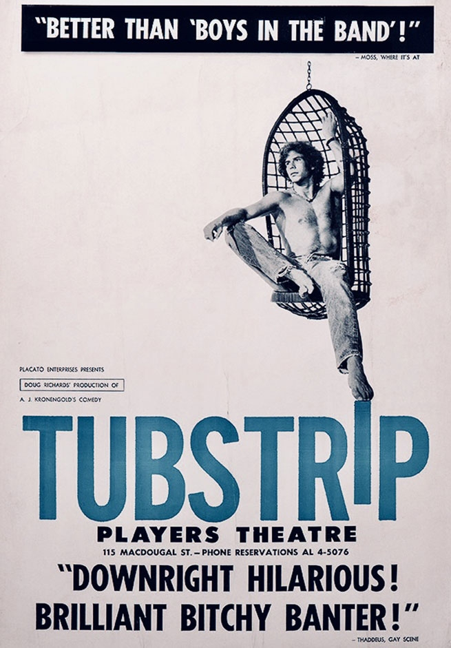 Off-Broadway Poster (1973)