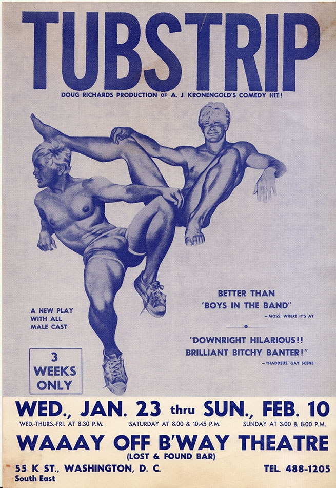 Touring Production Poster (1974)