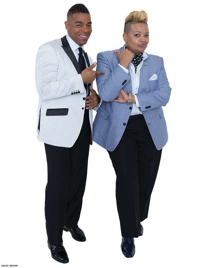 Tennessee: Dr. Davin Clemons and Gwendolyn
