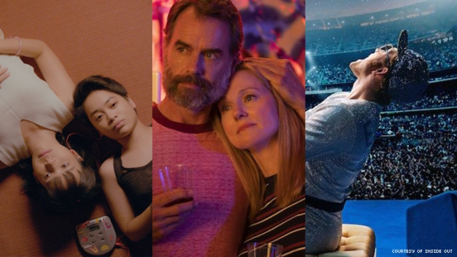 Inside Out's Incredible LGBTQ Film Lineup