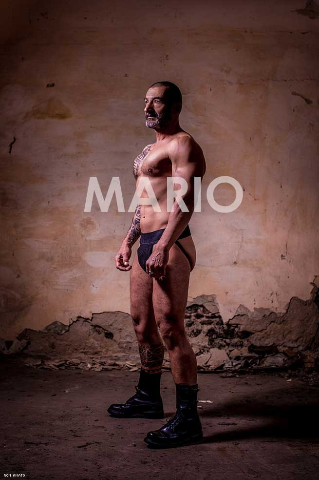 Mario in Florence