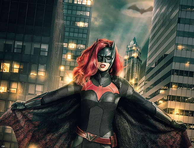 Batwoman (Premieres October 6 on the CW)