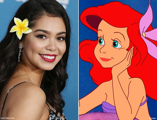 The Little Mermaid Live (Airs November 5 on ABC)
