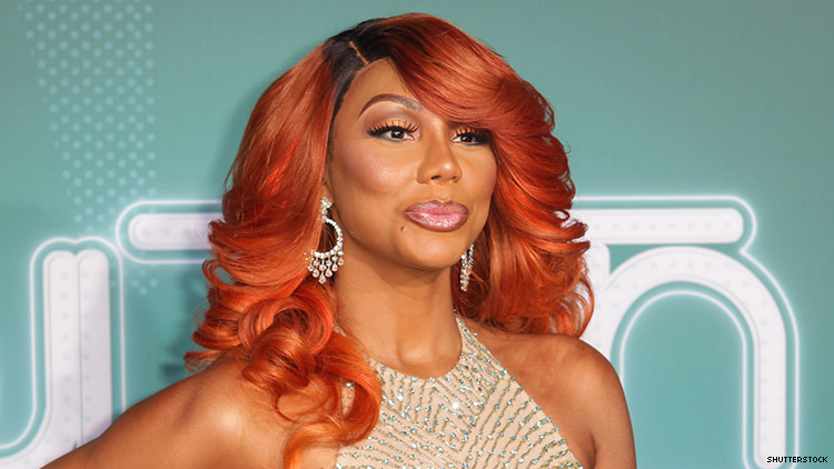 Tamar Braxton Apologizes for Antigay Rant Over Closeted Men