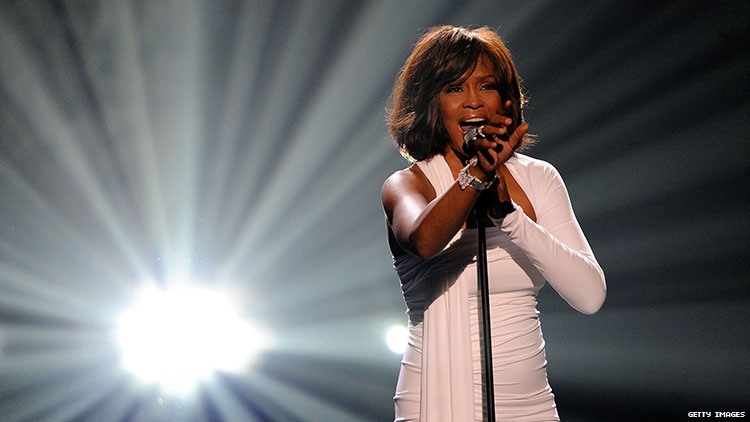 Whitney Houston (Finally!) Inducted Into Rock and Roll Hall of Fame
