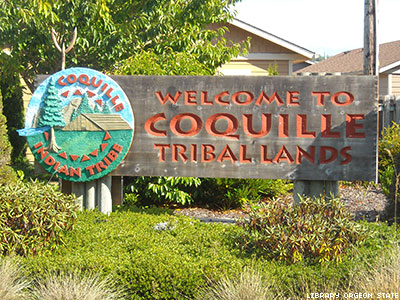 Coquille Tribe X400 0