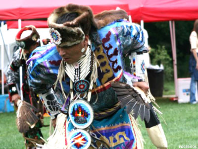Pokagon Band Of Potawatomi Indians X400 0