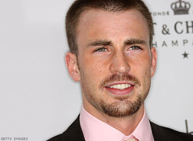 Chris Evans: Not Another Gay Interview