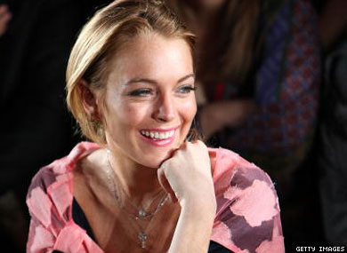 Lindsay Lohan's     Fight for Marriage Equality