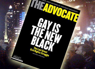 Gay Is the New Black?