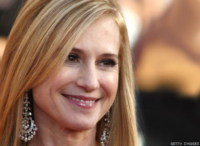 Holly Hunter, Hard as     Nails