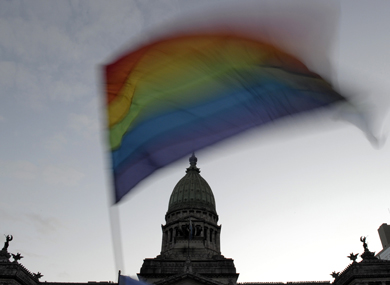 Argentina Passes Gay Marriage Bill