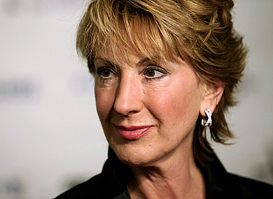 Fiorina Opposed to Prop. 8 Ruling