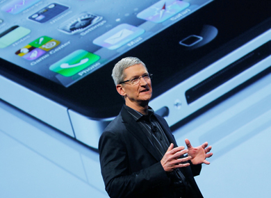 Is Apple's New Honcho Gay?