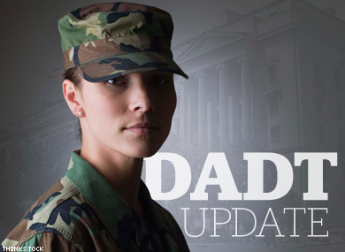 Pentagon Meets with DADT Repeal Advocates