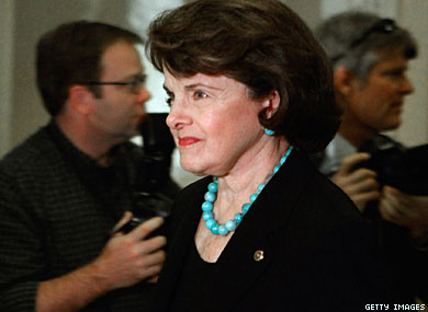 Feinstein Commits to Repealing DOMA