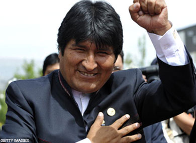 Morales Apologizes for Linking Gays, Genetically Modified Chickens