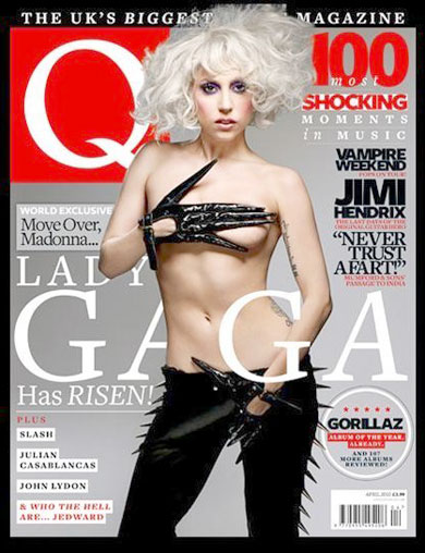 Lady Gaga Talks About Her Strap-On