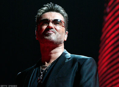 George Michael Apologizes for Arrest